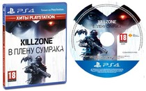 Игра Killzone: В плену сумрака для Sony PlayStation 4, Russian version, Blu-ray (9440871)