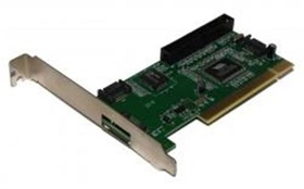 Контроллер Atcom (8757) PCI SATA(3port)+IDE (1port), VIA 6421