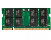 SO-DIMM 1Gb DDR2 PC6400 Team (TED21G800C5-S01)