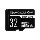 Карта памяти MicroSDHC  32GB UHS-I Class 10 Team Dash Card + SD-adapter (TDUSDH32GUHS03)