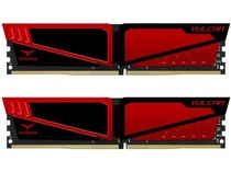 DDR4 2x4GB/3200 Team T-Force Vulcan Red (TLRED48G3200HC16CDC01)
