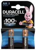 Батарейка Duracell Ultra Power AA/LR06 BL 2шт