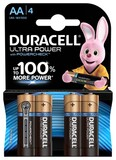 Батарейка Duracell Ultra Power AA/LR06 BL 4шт