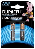 Батарейка Duracell Ultra Power AAA/LR03 BL 2шт