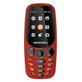 Assistant AS-201 Dual Sim Red
