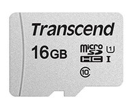 Карта памяти MicroSDHC  16GB UHS-I Class 10 Transcend 300S R95/W45MB/s + SD-adapter (TS16GUSD300S-A)