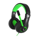 Гарнитура Gemix N3 Black/Green (04300109)