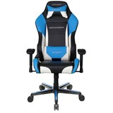 Кресло для геймеров DXRAcer Drifting OH/DM61/NWB Black/White/Blue
