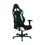 Кресло для геймеров DXRacer Racing OH/RZ288/NEW Black/Green/White