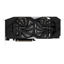 GF RTX 2060 6GB GDDR6 Windforce OC Gigabyte (GV-N2060WF2OC-6GD)