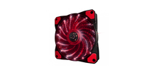 Вентилятор Frime Iris LED Fan 15LED Red (FLF-HB120R15)