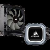 Система водяного охлаждения Corsair Hydro H60 (CW-9060036-WW), Intel: 2011/2066/1151/1150/1155/1156, AMD: AM4/AM3/AM2, 157х120х27 мм