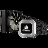 Система водяного охлаждения Corsair Hydro H75 (CW-9060035-WW), Intel: 2011/2066/1151/1150/1155/1156, AMD: AM4/AM3/AM2, 155х120х27 мм