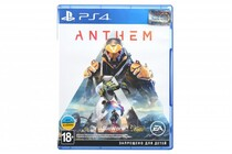 Игра Anthem для Sony PlayStation 4, Russian version, Blu-ray (6121496)