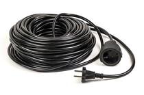 Удлинитель PowerPlant JY-3021/50 (PPEA16M500S1) 1 розетка, 50 м, черный