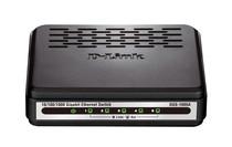 Коммутатор D-Link DGS-1005A 5port 1GBaseT