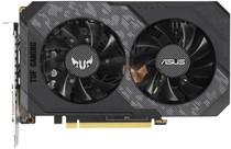 Видеокарта GF GTX 1660 6GB GDDR5 TUF Gaming OC Asus (TUF-GTX1660-O6G)