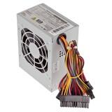 Блок питания Logicpower Micro mATX 400W, 8см, 2 SATA, OEM, без кабеля питания