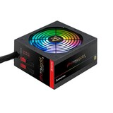 Блок питания Chieftec GDP-650C-RGB, ATX 2.3, APFC, 14cm fan, КПД >90%