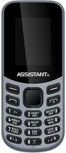 Assistant AS-101 Dual Sim Gray