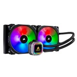 Система водяного охлаждения Corsair Hydro H115i RGB Platinum (CW-9060038-WW), Intel: 2011/2066/1151/1150/1155/1156, AMD: TR4/AM4/AM3/AM2, 322х137х27 мм
