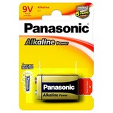 Батарейка Panasonic Alkaline Power Krona/6LF22 BL 1 шт