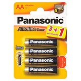 Батарейка Panasonic Alkaline Power AA/LR06 BL 4 шт
