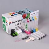 CW CANON Pixma MP240/270/490 (MP240CN-4.5NC) + чернила 4х50мл