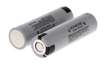 Аккумулятор Panasonic 18650 Li-Ion 3200 mAh Gray