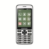 Assistant AS-204 Dual Sim Black