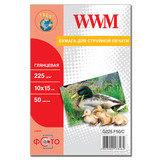Фотобумага WWM (G225.F50/C)