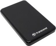 "Внешний жесткий диск HDD ext 2.5"" USB 1TB TRANSCEND StoreJet (TS1TSJ25A3K)"