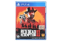 Игра Red Dead Redemption 2 для Sony PlayStation 4, Russian subtitles, Blu-ray (5423175)