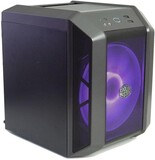 Корпус CoolerMaster MasterCase H100 Mesh Gaming Edition Black без БП (MCM-H100-KANN-S00)