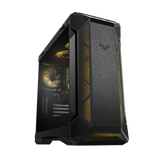 Корпус Asus GT501 TUF Gaming Black без БП