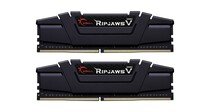 Оперативная память DDR4 2х8GB/3200 G.Skill Ripjaws V Black (F4-3200C16D-16GVKB)