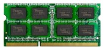 SO-DIMM 2Gb DDR3 1600 Team TED32G1600C11-S01