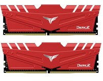Оперативная память DDR4 2Х8GB/3000 Team T-Force Dark Z Red (TDZRD416G3000HC16CDC01)