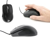 Мышь 2E MF103 Black (2E-MF103UB) USB