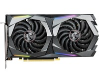 Видеокарта GF GTX 1660 Super 6GB GDDR6 Gaming X MSI (GeForce GTX 1660 Super Gaming X)