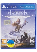 Игра Horizon Zero Dawn. Complete Edition для Sony PlayStation 4, Russian version, Blu-ray (9707318)