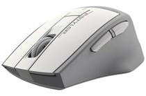 Мышь беспроводная FG30 Grey/White USB