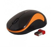 Мышь беспроводная A4Tech G3-270N Black/Orange USB V-Track
