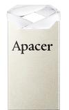 Флеш-накопитель USB 16GB Apacer AH111 Silver/Crystal (AP16GAH111CR-1)