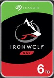 Жесткий диск HDD SATA 6.0TB Seagate IronWolf NAS 5400rpm 256MB (ST6000VN001)