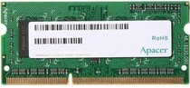 Оперативная память SO-DIMM 4GB/1600 1.5V DDR3 Apacer (75.B83DF.G030B) Refurbished