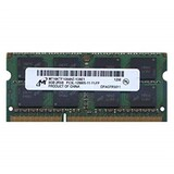 Оперативная память SO-DIMM 8GB/1600 DDR3L Micron (MT16KTF1G64HZ-1G6E1) Refurbished