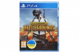 Игра PlayerUnknown`s Battlegrounds для Sony PlayStation 4, Russian version, Blu-ray (9788713)