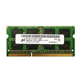 Оперативная память SO-DIMM 4GB/1333 DDR3 Crucial (CT51264BF1339) Refurbished