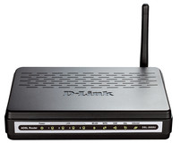 ADSL модем D-Link DSL-2650U/ NRU/ C ADSL2+ 802/ 11n(150N) Ethernet, USB